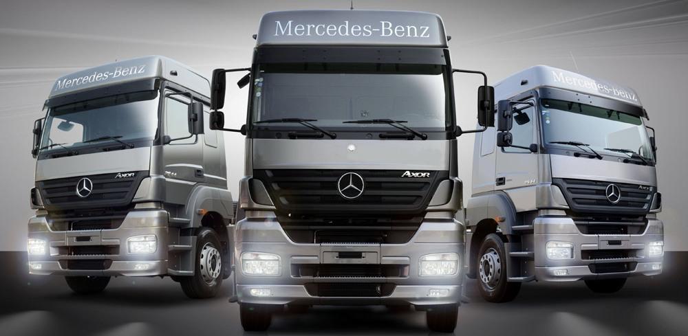 Mercedes-Benz Truck Wreckers